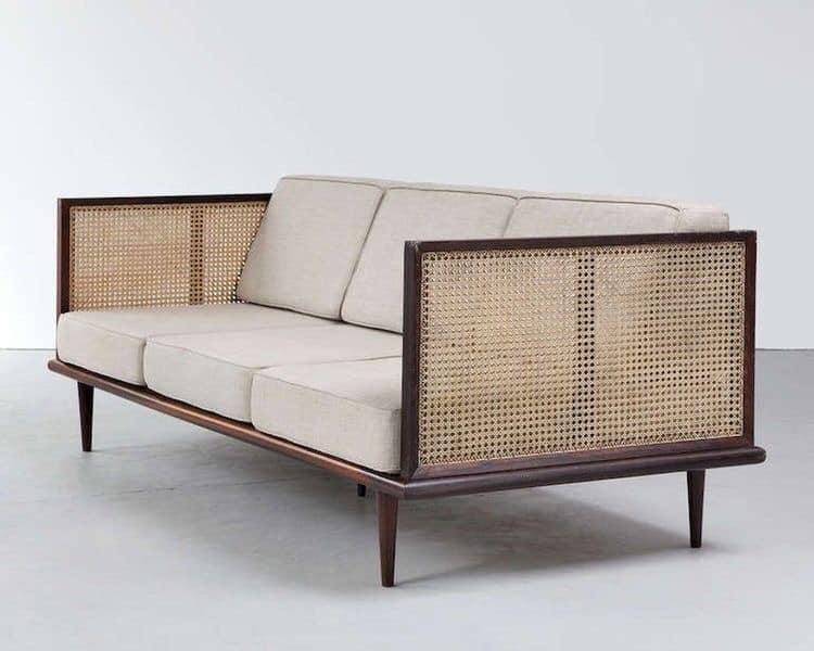 Mẫu ghế Sofa lịch sự - trang trọng - Ảnh: pinterest.com