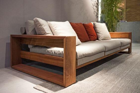 Ghế sofa đẹp - Ảnh: pinterest.com