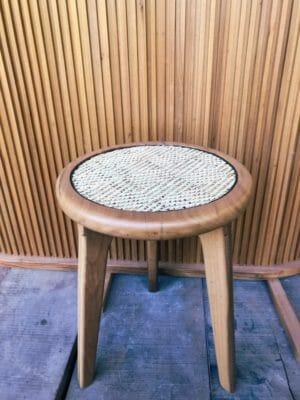 Mẫu ghế do Xưởng Gỗ Kon Tum WOKO thiết kế và sản xuất