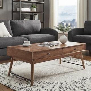 Mẫu bàn gỗ truyền thống – Ảnh: pinterest.com